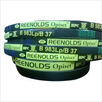 REENOLDS Rubber V-Belt