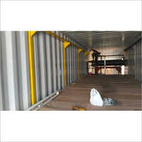 Containerized Block Ice Plant