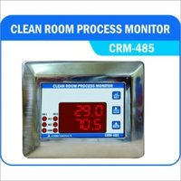 Clean Room Process Monitor