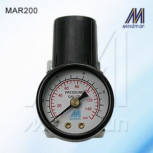 Precision Regulator Model: MAIR200
