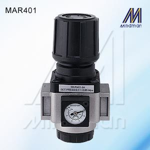 Pressure reducing valves Model: MAR401