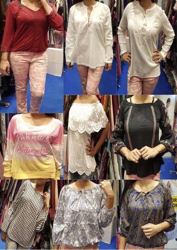 Ladies Tops Wholesale