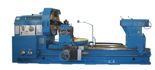 100 mm Spindle Hole Steel Ball Spherical lathe Machine