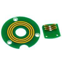 3 Circuits Pancake Slip Ring