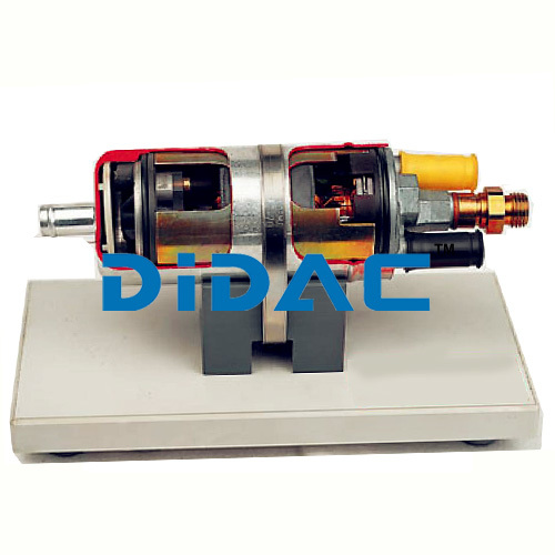 Electric Fuel Injection Pump