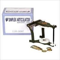 Simplex Articulator Magnet Type
