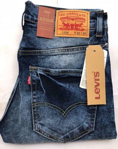 Lycra Denim Jeans