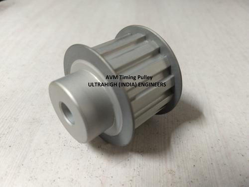 AVM 14L100 Aluminum Timing Pulley