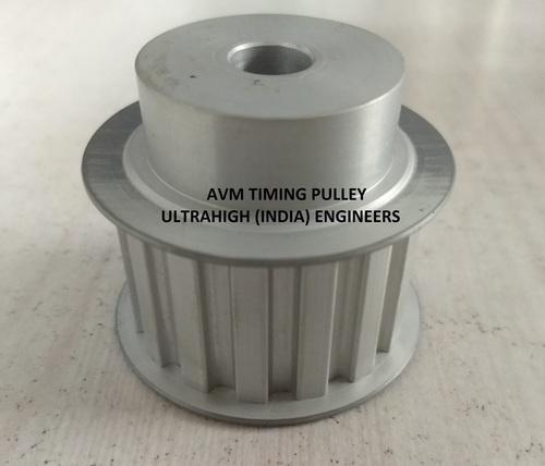 AVM 16L100 Aluminium Timing Pulley