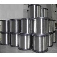 Bunched Silver Wire