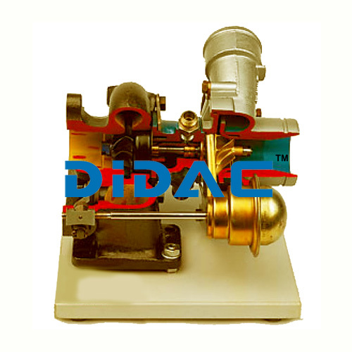 Exhaust Turbocharger With Charging Pressure Control