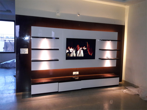 LCD Wall Cabinets