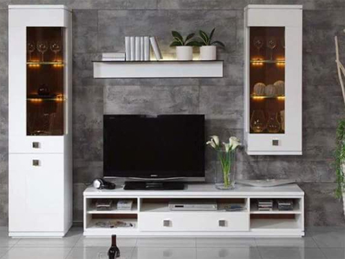 Modern LCD Wall Cabinet