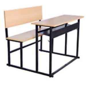 Single School Bench