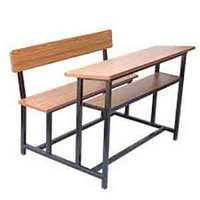 School Bench Desk