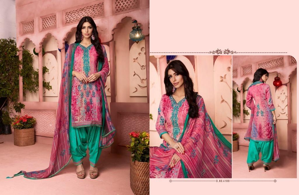 Punjabi Suit Latest Design