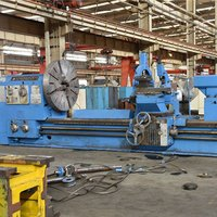 High Accuracy heavy duty lathe machine manufacturers for sale