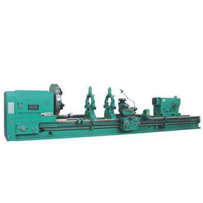 High Accuracy large heavy duty centre lathe with max.weight of workpiece 16t
