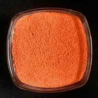 Orange LLDPE Rotomoulding Powder