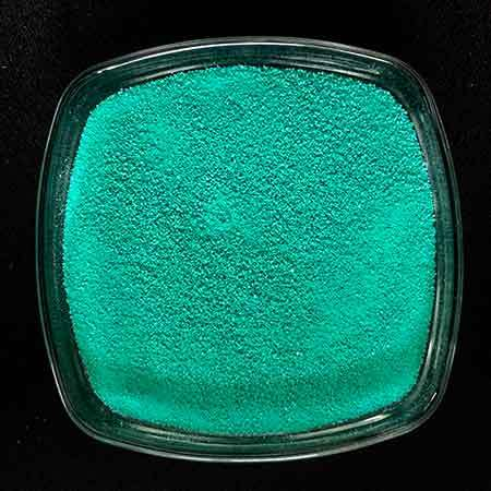 Sea Green LLDPE Rotomoulding Powder