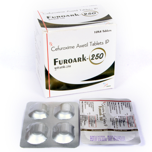 Cefuroxime Axetil 250mg Tablet