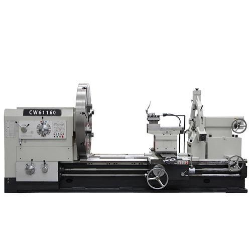White large Engine Lathe heavy duty lathe machine with max.weight of workpiece 32t
