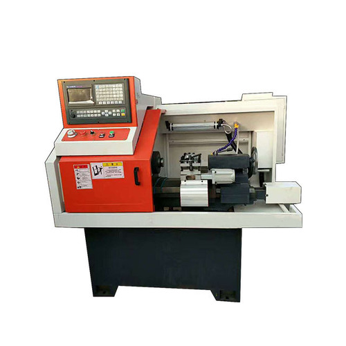 Fire sprinkler Mini cnc lathe for sale