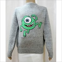 Kids Intarsia Boy Sweater