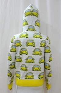 Boy Kid's Hooded Sweater