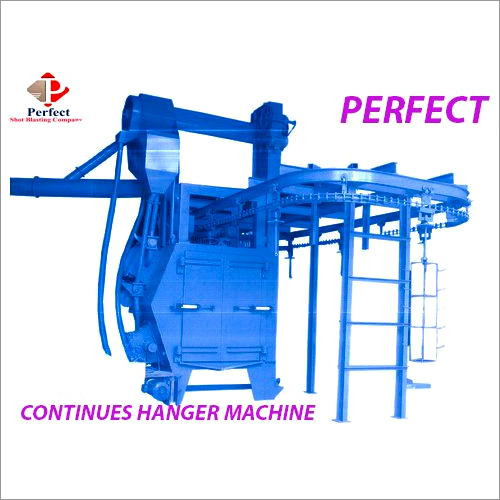 CONTINUOUS HANGER TYPE MACHINE