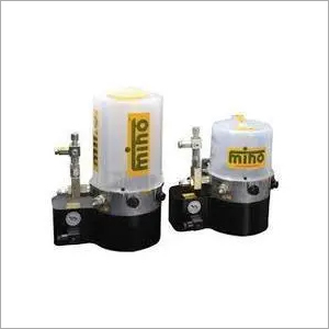 Battery Operated Grease Lubricator