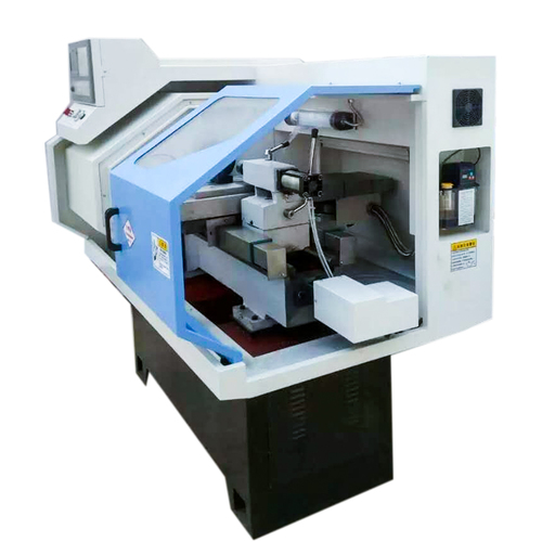 Horizontal cnc mini lathe for sprinkler from china price