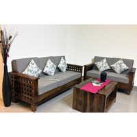 Sheesham Wood Designer Sofa Set