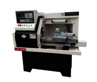 Horizontal cnc mini lathe for sprinkler for sale