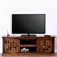 Wooden LED TV Unit