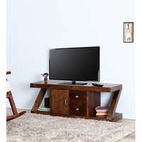 Sheesham Wood Entertainment TV Unit