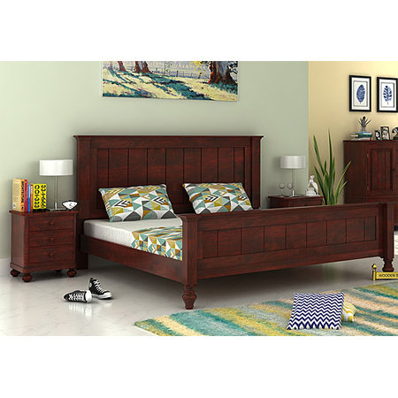 Evoke King Size Double Bed