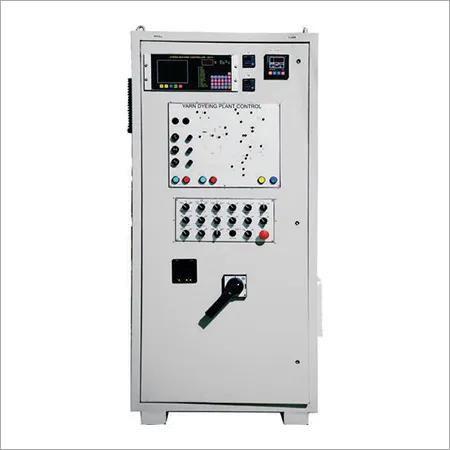 Yarn Dyeing Machine Control Panel