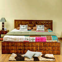 Diamond King Size Double Bed