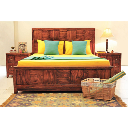 Niwar King Size Double Bed
