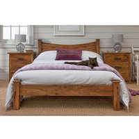 Malani King Size Double Bed