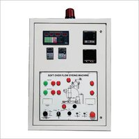 Fabric Dyeing Machine Control Panel