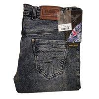 Carbon Black Jeans