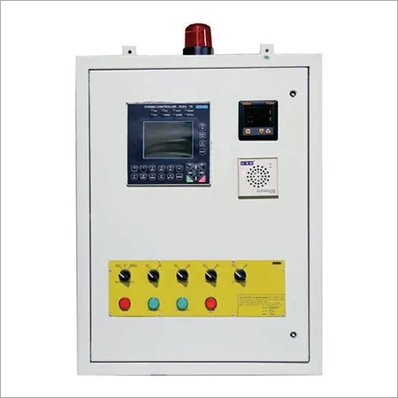 Control Panel for Dyeing Machine