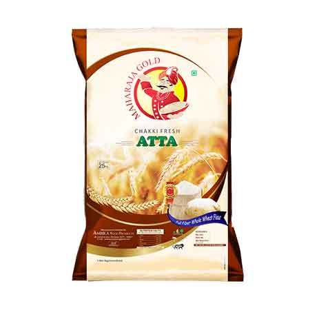 Chakki Fresh Wheat Aata