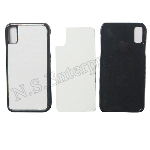 2D IPHONE X Mobile Cover
