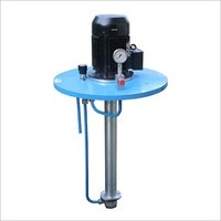 Motorized Grease Pump