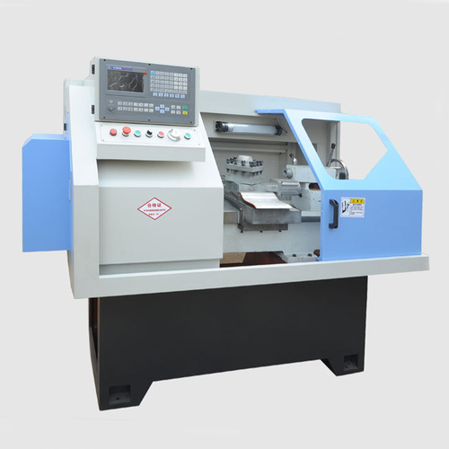 Fanuc control desktop mini cnc lathe with cheap price