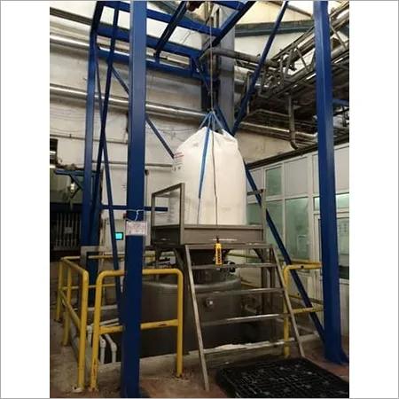 Powder Mineral Dissolving System