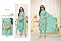 Fashion Printed Salwar Kameez